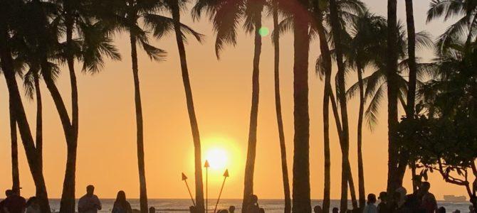 ハワイで起きていること